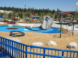 Discovery Playground an accessible playground in Spokane