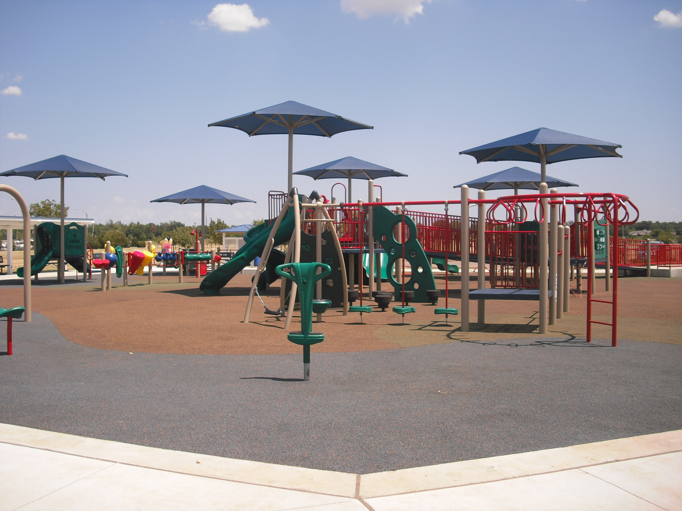 Accessible Playgrounds In Oklahoma We Re The Home For
