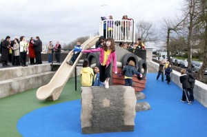 New Accessible Playground In Richmond, BC