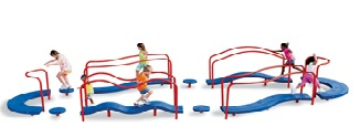 Balance Trax from Playworld Systems