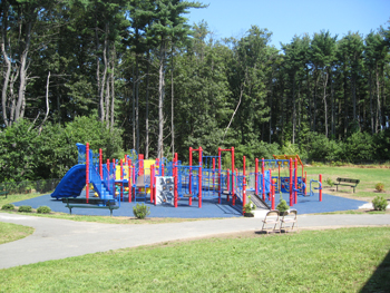 Accessible Playgrounds In Massachusetts Accessible