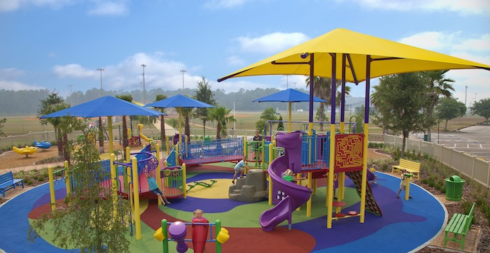 Accessible Playgrounds In Florida We Re The Home For Inclusive Playgrounds