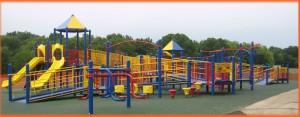 Elvehjem Playground