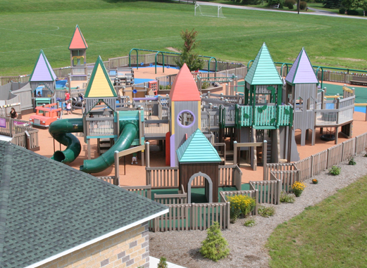 Accessible Playgrounds In Pennsylvania Accessible