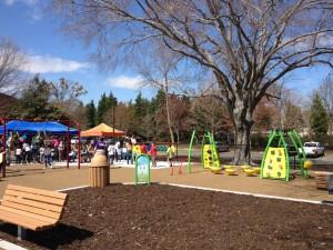 boundless playground in North Carolina