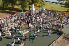 Opening Day at Possibility Park