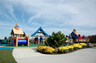 Accessible Playgrounds In New Jersey Accessible Playgrounds