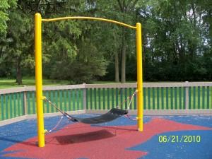 Swaying hammock