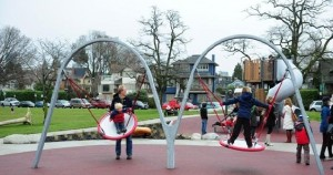 Saucer Swings