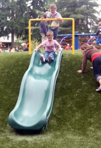 Hill Slide