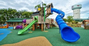 Casey's Clubhouse in Grapeville, TX--Best New Playground of 2013